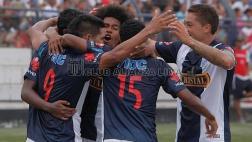 Alianza vence 3-0 a Unión Comercio en Moyobamba