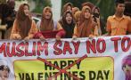 ¿Por qué Indonesia prohibió celebrar San Valentín?