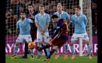 Barcelona maravilló con jugadas, goles y emoción en Camp Nou
