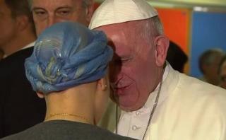México: La niña con leucemia que conmovió al papa Francisco
