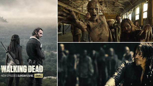 """""""The Walking Dead"""": esta es la reseña del regreso de la serie"""
