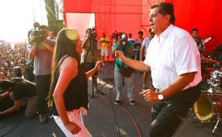 Alan García: el JEE rechazó tacha contra candidatura de aprista
