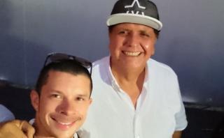 Mario Hart lanzó tema en respaldo a candidatura de Alan García