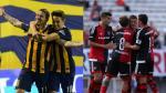 Luis Advíncula: Newell's Old Boys cayó 2-0 ante Rosario Central - Noticias de ignacio scocco