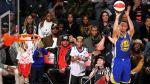 All Star Game 2016: Curry perdió en prueba de triples - Noticias de james gordon