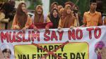 ¿Por qué Indonesia prohibió celebrar San Valentín? - Noticias de banda aceh