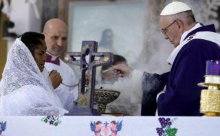 Chiapas: El Papa llama a pedir perdón por excluir a indígenas