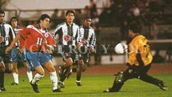 Alianza Lima y el día que enfrentó al Chile de Zamorano y Salas