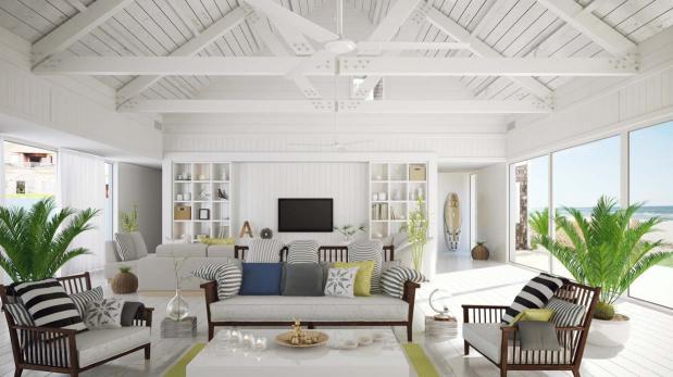 Casas De Decoracion En Miami ~ Renueva el look de tu casa de playa con esos tips  Decoraci?n  Casa