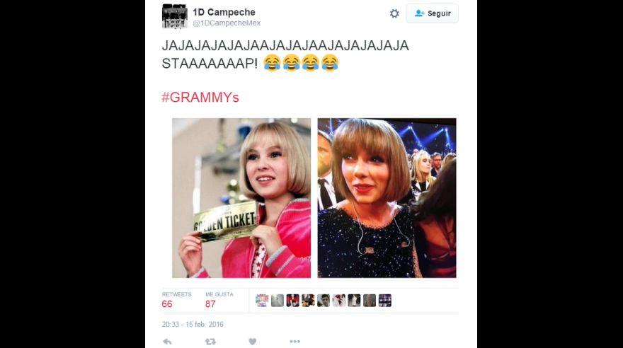 Grammy 2016: estos son los despiadados memes que dejó la gala