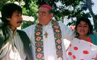 ¿Quién es Samuel Ruiz, el obispo reivindicado por el Papa?
