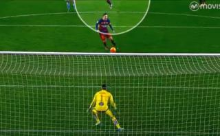 El video inédito del penal de Messi: así se gestó la idea