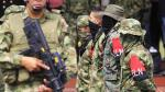 Colombia: Paro armado del ELN deja dos policías muertos - Noticias de karina montoya
