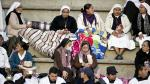 Así fue la cálida recepción de Michoacán al papa Francisco - Noticias de monjas secuestradas