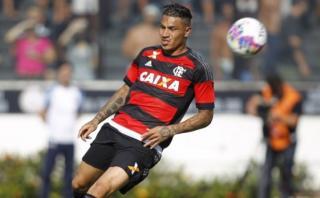 Con Paolo Guerrero, Flamengo venció 1-0 al América Mineiro
