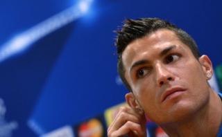Cristiano Ronaldo se molestó por pregunta y dejó conferencia