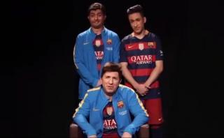 Las disculpas de la 'MSN' por penal ante Celta [PARODIA]