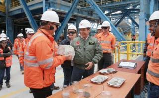 """Humala: """"En 2016 el crecimiento económico superará al del 2015"""""""