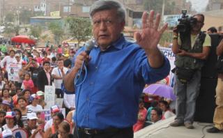 César Acuña dice que aceptará fallo de JNE sobre su candidatura