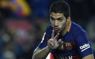 Luis Suárez se reivindicó con golazo tras fallar penal [VIDEO]