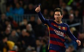 Barcelona: Lionel Messi alcanzó los 301 goles en la Liga BBVA