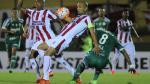 River Plate y Palmeiras empataron 2-2 por la Copa Libertadores - Noticias de juan ramon carrasco
