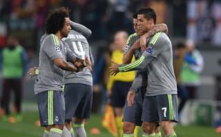 Cristiano Ronaldo: golazo tras autopase de taco en Champions