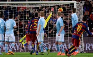 Lionel Messi marcó doblete ante el Gijón por Liga BBVA [VIDEO]