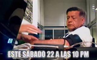 """César Acuña este sábado en """"El valor de la verdad"""" [VIDEO]"""