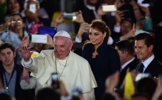 El Papa parte a Italia tras cinco días en México [VIDEO]