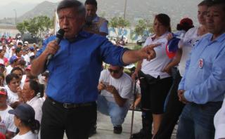 César Acuña: Nunca he ido al SIN ni he mirado a Montesinos