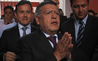 ONPE abre proceso sancionador a Acuña por entregas de dinero