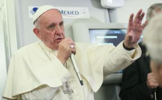 La opinión del Papa sobre el aborto en tiempos del Zika