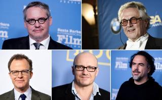 Oscar: ¿Cómo llegan los candidatos a Mejor Director? [VOTA]
