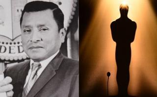 La historia de Antonio Panta, el peruano que ganó un Oscar