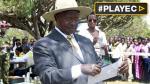 Presidente de Uganda busca su quinto mandato consecutivo - Noticias de esto es guerra