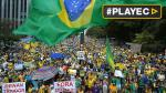 La OCDE prevé una recesión económica más profunda en Brasil - Noticias de brics