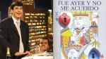 Jaime Bayly cumple 51 años: un repaso a sus obras [FOTOS] - Noticias de frecuencia latina