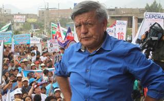 """César Acuña: """"No me tembló la mano al denunciar a Montesinos"""""""