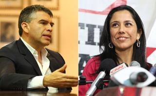 Julio Guzmán busca desmarcarse de Nadine Heredia