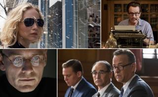Oscar: las historias reales detrás de las películas nominadas