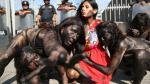 Derrames en la Amazonía: protestan frente a sede de Petro-Perú - Noticias de activistas ambientales