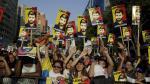 Masiva concentración para pedir la libertad de presos políticos - Noticias de chino y nacho
