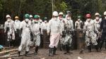 Loreto: pobladores limpian la zona del derrame de petróleo - Noticias de elias fullana