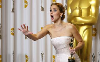 Oscar: Jennifer Lawrence y 5 momentos que encendieron las redes