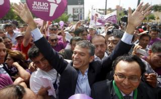 Guzmán es el candidato con más apoyo en el Sur: ¿A qué se debe?