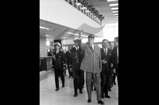 [FOTOS] Recuerda la visita de presidentes de Francia al Perú