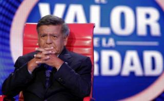 """""""El valor de la verdad"""" lideró en ráting con César Acuña"""