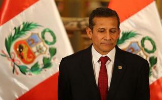 Humala: policía brasileña lo implica en Caso Lava Jato