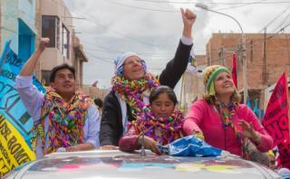 PPK: Campaña de Guzmán está claramente influenciada por Palacio